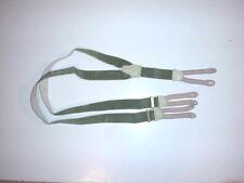 CZECH s/t GERMAN ARMY WWII WW2 pants suspenders braces  marked