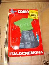 ITALOCREMONA ABITO VESTURE VEST DRESS SUIT VESTIR CORINETTE SORELLA CORINNE 6