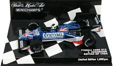 Minichamps Tyrrell Ford 012 British GP 1984 - Stefan Johansson 1/43 Scale