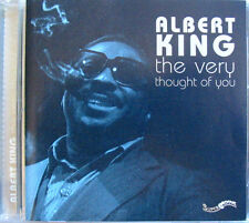 Albert KING  (CD) The very thought of you