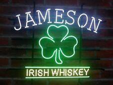 "New Jameson Irish Whiskey Beer Bar Pub Neon Light Sign 24""x20"""