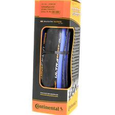 Continental Ultra Sport II Black/Blue 700x23c