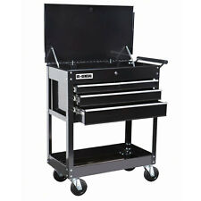 Tool Cart Rolling Drawers Roll Around Top Hand Tools Chest Storage Mechanic