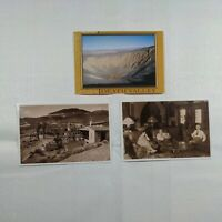 Lot 3 Death Valley National Monument California Postcards Scotty's Castle USA