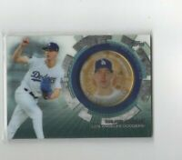 2020 Topps Update Walker Buehler Commemorative Coin Card #tbc-wb Dodgers Star