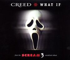 Creed What if (2000) [Maxi-CD]