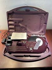 Suzuki Q-Chord Digital Songcard Guitar Model QC-1 w/ Multiple Cartridges + Case