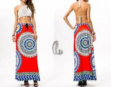 Summer/Beach Hand-wash Only Floral Skirts for Women