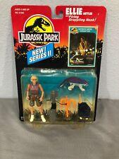 1993 Jurassic Park Series 2 Ellie Sattler w/ Firing Grappling Hook