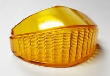 1951 1952 Ford Pickup Truck Amber Parking Lamp Light Turn Signal Lens