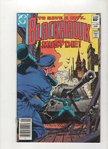 Blackhawk #254 Newsstand Variant, VF/NM 9.0, 1st Print, 1983, See Scans