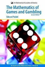 The Mathematics of Games And Gambling: Second Edition.  The Anneli Lax-ExLibrary
