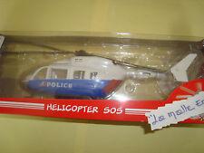 Caja Majorette Helicóptero EC 145 SOS Police (policía) 1/24° ref 213565922002