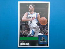 2016-17 Panini NBA Sticker Collection n.263 Ricky Rubio Minnesota Timberwolves