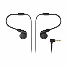 Audio Technica ATH-E40 Professional In-Ear Monitor Mini Headphones Earphones