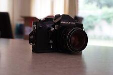 Praktica LTL3 - 35mm film SLR with 50mm f1.8 Pentacon Lens + More
