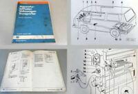 Reparaturleitfaden VW T3 syncro Klimaanlage, Heizung + Webasto Zusatzheizung