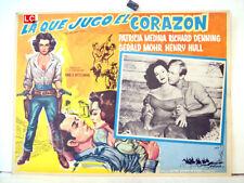 ¡ONLY AVAILABLE 24h.!/ The Buckskin Lady/Patricia Medina/1957/OPTIONAL SET/55171