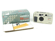 Yashica T4 Super D 35mm Point & Shoot Film Camera w/ Box *NO Hand STRAP