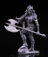 Amazon warrior | Tin Toy Soldier 54mm | Metal Figure | sol-54-101