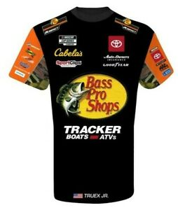 Martin Truex Jr #19 Youth Pit Crew  Sublimated T-Shirt