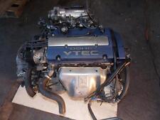 JDM 98 02 PRELUDE ACCORD H23A DOHC VTEC ENGINE ONLY P13 OBD2B 2.3L 16V MOTOR JDM