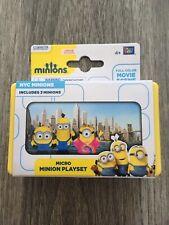 MINIONS MICRO PLAYSET - NYC MINIONS - BNWB - AGE 4+