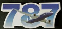 Boeing 787  Sticker Tool Box Decal Sticker A&P Pilot Aircraft Airplane Jet