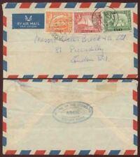 Used George VI (1936-1952) Air Mail Adeni Stamps (Pre-1967)