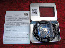 5m/14.6 FT LONG ANDROID ENDOSCOPE WATERPROOF BORESCOPE MICRO USB INSPECTION