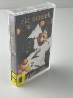 Ric Ocasek (The Cars) Fireball Zone - Cassette Tape - New & Sealed