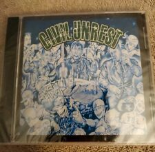 Civil Unrest CD Swept Away Sealed NEW 2004 Four Three 43 Records RARE OOP