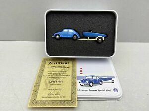 SCHUCO Piccolo--Set Volkswagen Summer Special 2002  / 2 D 004