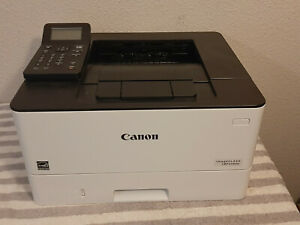 Canon imageCLASS LBP226dw Mono Laser Printer with Toner! *TESTED* NICE!