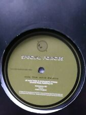 Special Forces - Sidewinder / The End (Remix) (Vinyl)NMINT
