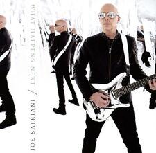 CD  < Joe Satriani - What Happens Next >