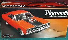 "GMP 1970 PLYMOUTH ROAD RUNNER ""HEADS UP"" STREET MACHINE ORANGE RARE!"