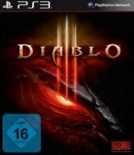 Playstation 3 Diablo 3 III Deutsch Neuwertig