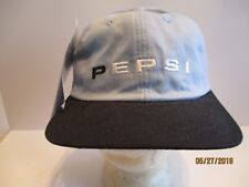 Pepsi Generation Next Adjustable Strap Cap One Size Fits All