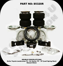 POLYAIR BELLOW AIR BAG SUSPENSION KIT SUITS (TOYOTA HILUX 4WD UP TO 2004) 85303