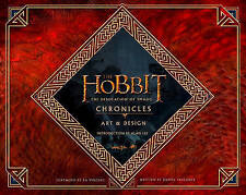 The Hobbit: the Desolation of Smaug - Chronicles: Art & Design by Weta...