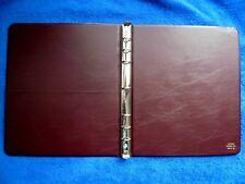 """Day-Timer raccoglitore in vinile supportato"""""""" - 1.5cm DIAM Anelli Copertina:: 29H x 24W cm."""