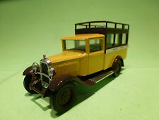 SOLIDO  1:43   CITROEN C4F  PALACE HOTEL        - IN VERY GOOD CONDITION