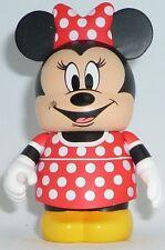 "Disney Parks Vinylmation Nerds Series 3/"" Figure Minnie Mouse NIB"