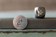 SUPPLY GUY 6mm Cactus Scene Metal Punch Design Stamp SGCH-383