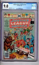 "Justice League America #131 Cgc 9.0 Ow/Wp ""App.Queen Bee.! Dillin C& A!"