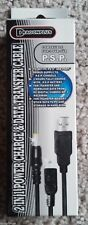 Sony Psp 2in1 Power Charger & Data Transfer Cable New Playstation Portable