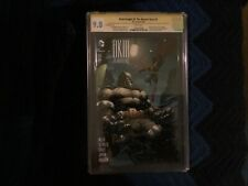 Dark Knight III The Master Race 2 CGC 9.8 Jim Lee Cover 1 For 100 4X Signed