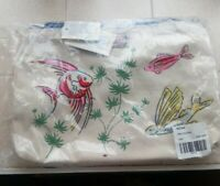 brand new with tags cath kidston Angel fish clutch bag  in original packaging.