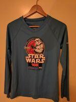 Disneyland Inaugural Star Wars 10K 2015 Nevada Corp. Champions S Long Sleeve